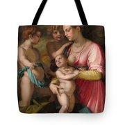 Charity Tote Bag
