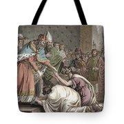 Charlemagne Receives The Ambassadors Tote Bag