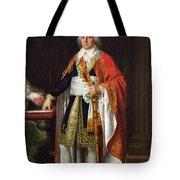 Charles Louis Francois Letourneur 1751-1817 1796 Oil On Canvas Tote Bag