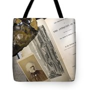 Charles Lyells Antiquity Of Man 1863 Tote Bag by Paul D Stewart