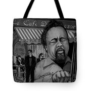 Jazz Charles Mingus Jr Tote Bag