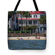 Charleston Beach Tote Bag