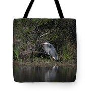 Charleston Birds Tote Bag