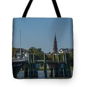 Charleston Charm Tote Bag
