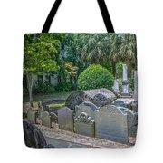 Charleston Graveyard Tote Bag