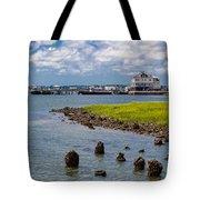 Charleston Harbor Tote Bag