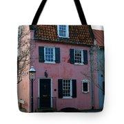 Charleston Historic District Tote Bag