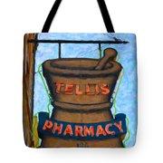 Charleston Pharmacy Tote Bag