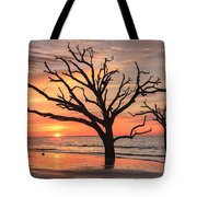 Charleston South Carolina Edisto Island Beach Sunrise Tote Bag