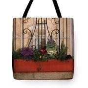 Charleston Window Garden Tote Bag
