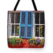 Charleston Windows Tote Bag