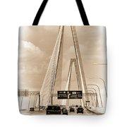 Charleston's Arthur Ravenel Jr. Bridge Tote Bag