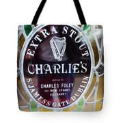 Charlie's Own Tote Bag