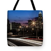 Charlotte Flow Tote Bag