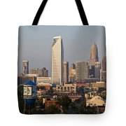 Charlotte In The Late Afternoon Tote Bag