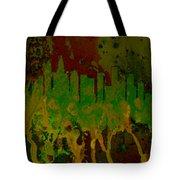 Charlotte Nc Skyline  Tote Bag