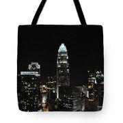 Charlotte Night Cnp Tote Bag