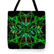 Charlotte's New Freakin' Awesome Neon Web Tote Bag