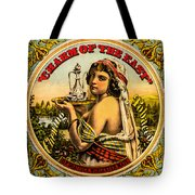 Charm Of The East Tote Bag