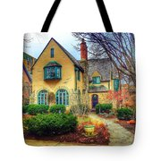 Charming Home Tote Bag