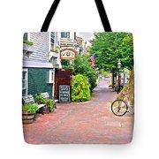 Charming Nantucket Tote Bag