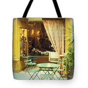 Charming Street Still Life Tote Bag