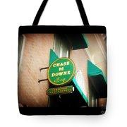 Chase M Downe Esq. Tote Bag