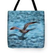 Chasing My Shadow Tote Bag