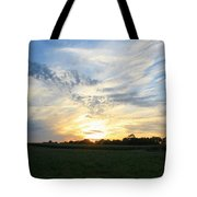 Chasing Sunsets Tote Bag