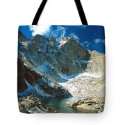 Chasm Lake Tote Bag