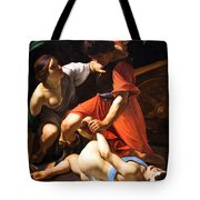 Chastisement Of Cupid  Tote Bag