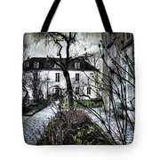 Chat Noir Gallery Paris France Tote Bag