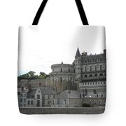 Chateau Ambois Rises Above Its Town Tote Bag