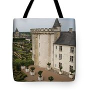 Chateau And Garden - Villandry Tote Bag