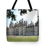 Chateau Chambord - France Tote Bag