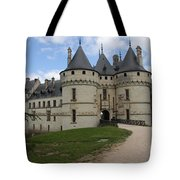 Chateau Chaumont Steeples Tote Bag