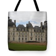 Chateau Cheverney - Front View Tote Bag