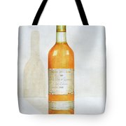 Chateau D Yquem Tote Bag by Lincoln Seligman