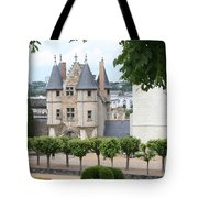 Chateau D'angers - Chatelet View Tote Bag
