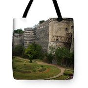 Chateau D'angers Tote Bag