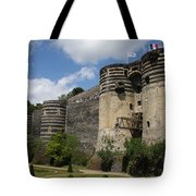 Chateau D'angers - The Keep Tote Bag