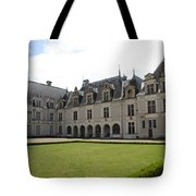 Chateau De Beauregard Loire Valley Tote Bag