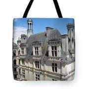 Chateau De Chambord Tote Bag