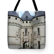 Chateau De Chaumont - France Tote Bag