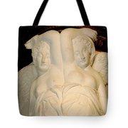 Chateau De Chenonceau Angels Tote Bag