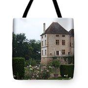 Chateau De Cormatin - Burgundy Tote Bag