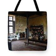 Chateau De Cormatin Kitchen - Burgundy Tote Bag