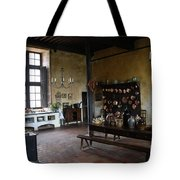 Chateau De Cormatin Kitchen - Burgundy Tote Bag
