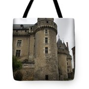 Chateau De Langeais - France Tote Bag