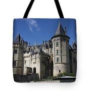 Chateau De Saumur Tote Bag